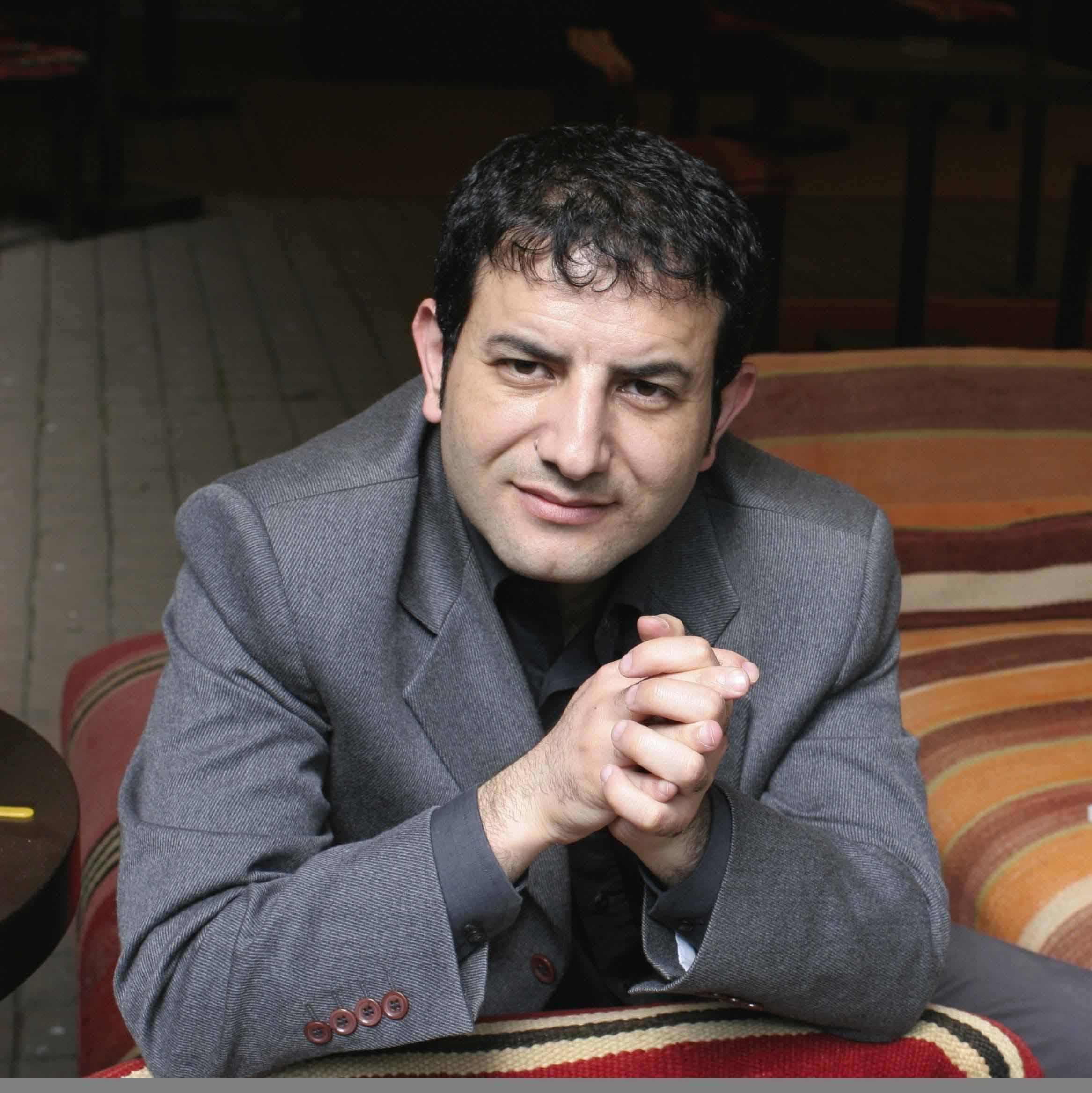 Amara Lakhous. Turin. May 2006