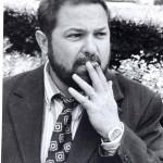 Semiónov_fumando