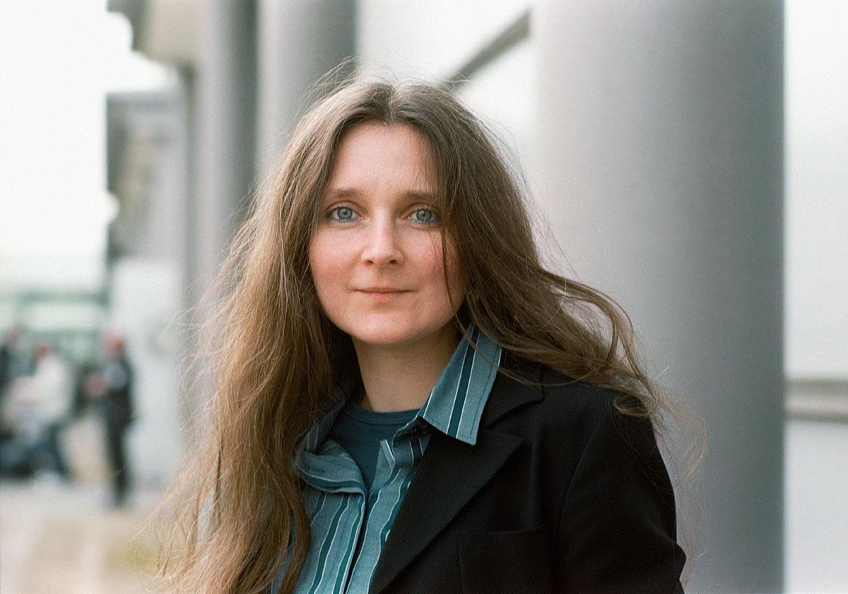 Marion Poschmann (writer) - 03/22/2003